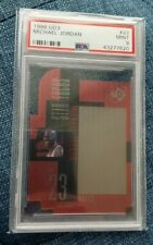 1996-97 Upper Deck UD3 Star Focus Michael Jordan #23 PSA 9 HOF
