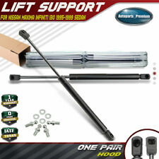2x Hood Lift Supports Shock Struts for Nissan Maxima Infiniti I30 1995-1999 4524