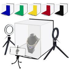 Portable Softbox LED Photo Lightbox For Tabletop Photography LED lighting Box