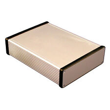 Aluminium Instrument Enclosure Hammond 1455 223x160x51.5mm Project Case Box