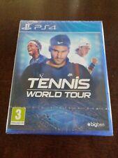 Jeu PS4 TENNIS WORLD Tour neuf scellé