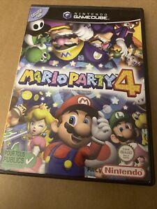 Mario Party 4  francais French Nintendo Game Cube pal
