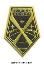 X-COM VIGILO CONFIDO - GOLD PATCH - XCOM10