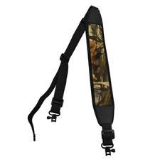 Hunting Shooting Camo Neoprene Gun Rifle Shotgun Sling Gun Strap Belt