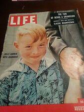 LIFE Magazine 1955 August 29 No Label BILLY CONNER IRISH REPUBLICAN Vintage
