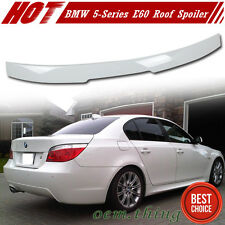 STOCK LA PAINTED #300 BMW E60 5-SERIES A TYPE REAR ROOF SPOILER 535i M5 2010