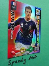 Panini Adrenalyn 2010 FIFA World Cup South Africa Gourcuff Limited Edition 10