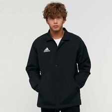 Adidas Tango Jacket MLS New York City NYCFC Men's Medium M BR8686 Soccer Coaches