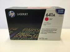 Genuine HP Laserjet 641A C9723A Magenta Ink Cartridge (Suits: 4600, 6610, 4650)