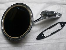 VINTAGE ANTIQUE YANKEE 40138 ROUND EXTERIOR SIDE MIRROR COLLECTIBLE CAR AUTO