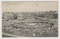 Kent postcard - The Oval, Cliftonville