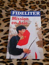 Revue - FIDELITER n° 137, 2000 - Mission en Asie