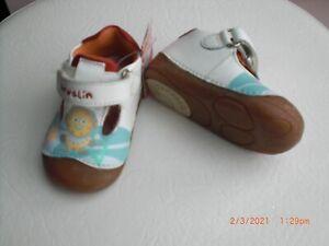 Kids shoes by garvalin size EU17/UK1. Multicoloured.