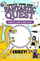 Create Your Own Fantastic Quest by Judge, Andrew, Judge, Chris, NEW Book, FREE &
