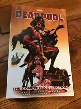 Deadpool Complete Collection Volume 2 trade paperback