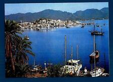 TURKEY - TURCHIA - Cartolina - 1984 - Marmaris, general view