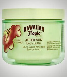 Hawaiian Tropic Aftersun Coconut Body Ps 200ml; 5099821001261; EDW ;Spring