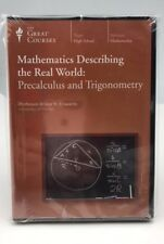 The Great Courses: Mathematics Describing the Real World - Brand New