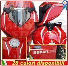 Ducati Panigale V4 V4R SBK MotoGp Kit adesivi  - disponibili 28 colorazioni