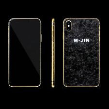 Custom by Aurum Edition Apple iPhone XS Max 256GB, 18k White gold, forged carbon