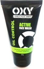 OXY Oil Control Active Face Wash 50g for men | pimple clearing, smooth skin