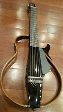Yamaha travel Silent Guitar with travel case Brand New Condition