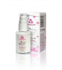100% Natural rose oil & Goji Berry & Blueberry Anti age Serum Around Eyes, 35ml