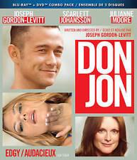 Don Jon (Blu-ray, 2013, 1-Disc Set, Canadian)