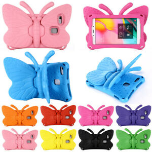 "Butterfly Kids Safe Foam EVA Case Cover For Huawei MediaPad M3 Lite T3 8"" Tablet"
