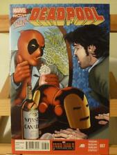 Deadpool 7 Demon in a Bottle Homage Cover Iron Man 128