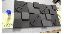 "3"" Thick Studio Acoustic Soundproofing Foam Tiles 48""x 24"""