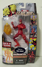 Marvel Legends Daredevil Red Variant Nemesis Series Wal-mart Exclusive