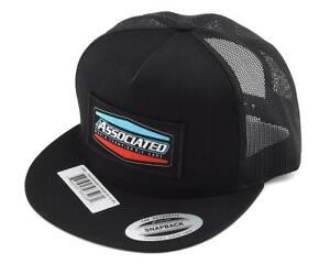 """Team Associated Tri Trucker """"Flat Bill"""" Snapback Hat [ASCSP431]"""