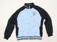 Umbro Womens Blue   Jacket  Size 12  - England