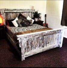 Queen Bed Handmade Solid Timber