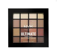 ❤️NYX Cosmetics Ultimate Eyeshadow Palette -WARM NEUTRALS ❤️UK SELLER Makeup