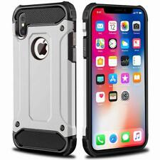 iPhone 10 X Case Rugged Tough Dual Layer Armor Protective – Shockproof Heavy D