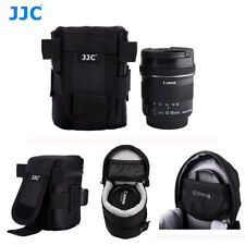 JJC 75*100mm Deluxe Lens Pouch for Canon EF 50mm 1:1.8 II / EF 20mm 1:2.8 USM