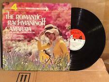 Camarata THE ROMANTIC RACHMANINOFF - London Phase 4 SPC 210