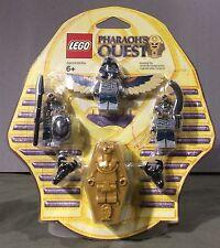 LEGO Pharaoh's Quest Battle Pack Bundle (853176) x4 - NEW
