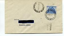 1944 Islas Orcadas Orcadi Republica Argentina Polar Antarctic Cover