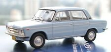 Fiat 125 1972 - Argentina Diecast Scale 1:43 New Sealed With Magazine