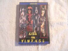 """Kiss """"The Vintage"""" 2001 DVD Music Video  New Sealed $"""