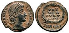 CONSTANTIUS II (347-348 AD) Ae4 Follis. Antioch #PA 8808