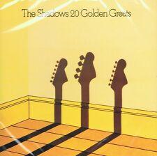 The Shadows - 20 Golden Greats CD NEU Beste Hits Man of Mystery Guitar Tango