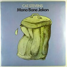 "12"" LP - Cat Stevens - Mona Bone Jakon - #A3194 - washed & cleaned"