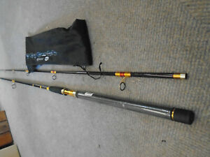 Superb PENN NEW Overseas 11ft 100-160g Heavy Shore lure Bait Fishing Rod Popper
