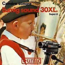 Accessoires Lecture et Publicité: Caméra sonore Eumig Sound 30 XL Super 8