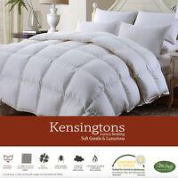 Kensingtons® Hotel Quality Bamboo Duvet Single, Double, King, Super King All Tog