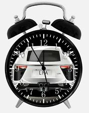 "Super Car LFA Alarm Desk Clock 3.75"" Home or Office Decor Y89 Nice For Gift"